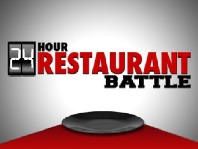 24 Hour Restaurant Battle next episode air date poster