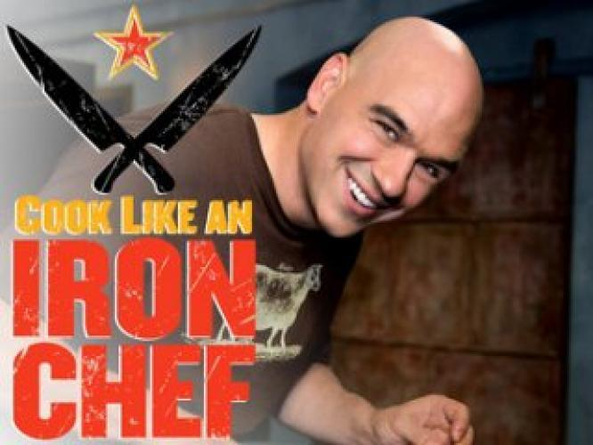 Cook Like an Iron Chef next episode air date poster