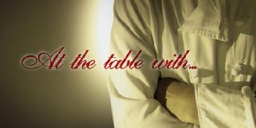 At the Table With... next episode air date poster