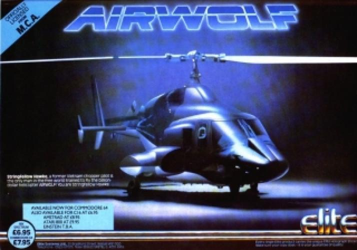 Airwolf next episode air date poster