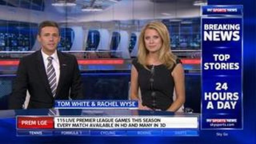 Sky Sports News at Ten next episode air date poster