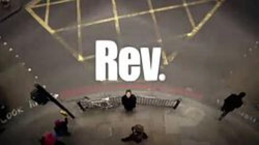 Rev. next episode air date poster
