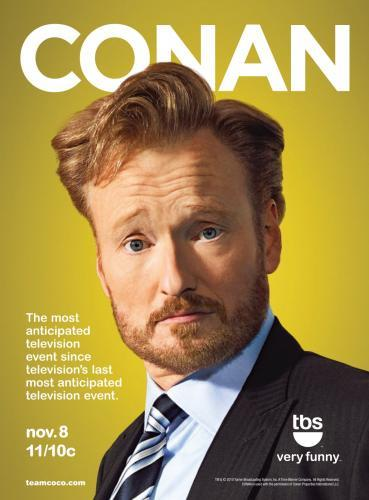 Conan next episode air date poster