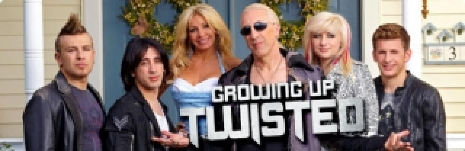 Growing Up Twisted next episode air date poster