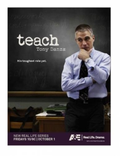 Teach: Tony Danza next episode air date poster