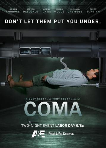 Coma next episode air date poster
