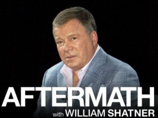 Aftermath with William Shatner next episode air date poster