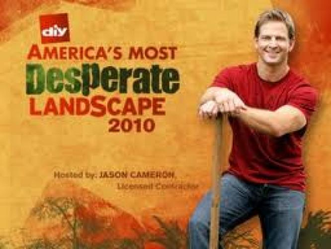 America's Most Desperate Landscapes next episode air date poster