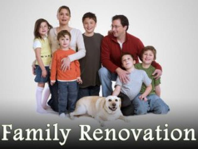 Family Renovation next episode air date poster