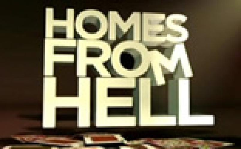 Homes from Hell next episode air date poster