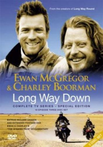 Long Way Round Special Edition next episode air date poster