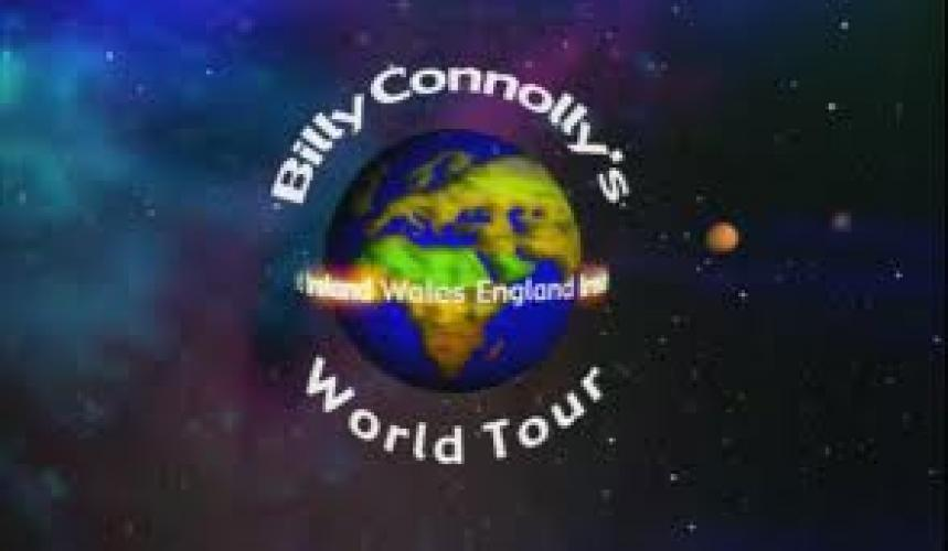 Billy Connolly's World Tour of England, Ireland and Wales next episode air date poster