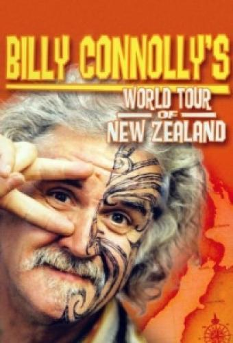 Billy Connolly's World Tour of New Zealand next episode air date poster
