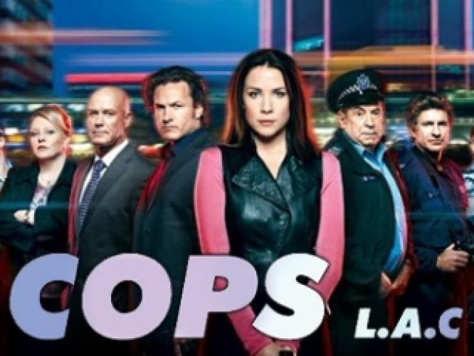 Cops LAC next episode air date poster