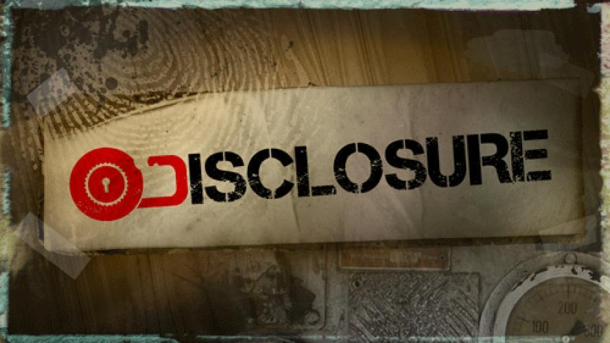 Disclosure (US) next episode air date poster