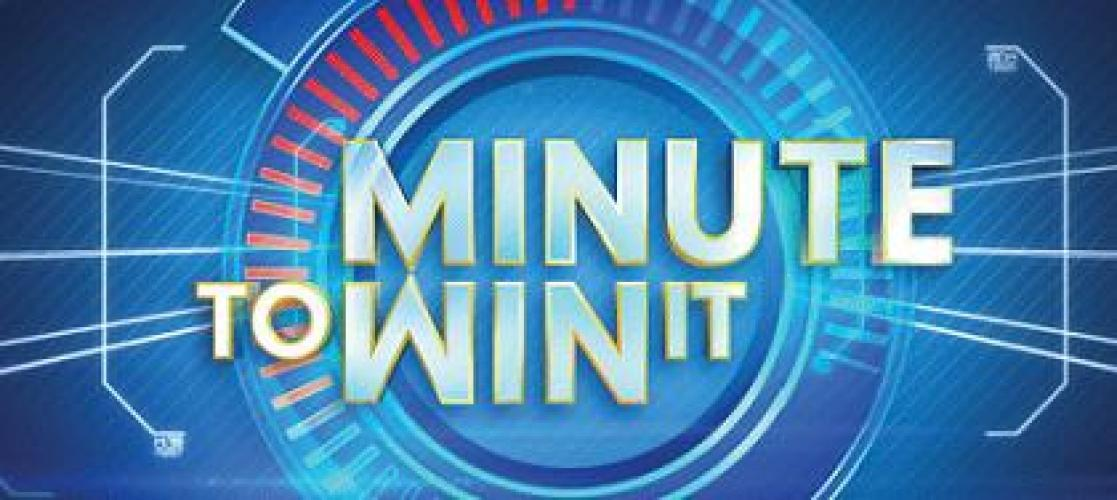 Minute to Win It (AUS) next episode air date poster