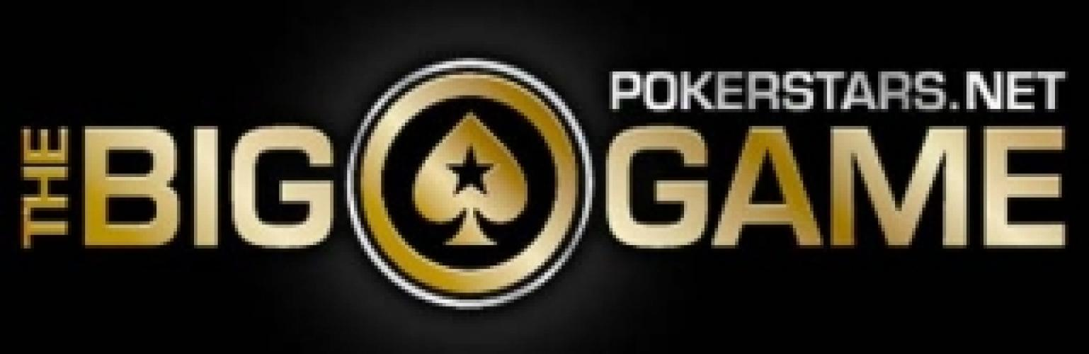 The PokerStars.net Big Game next episode air date poster