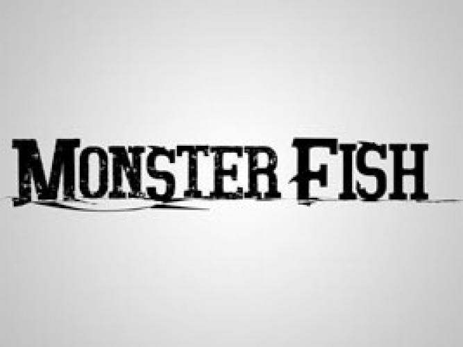Monster Fish next episode air date poster