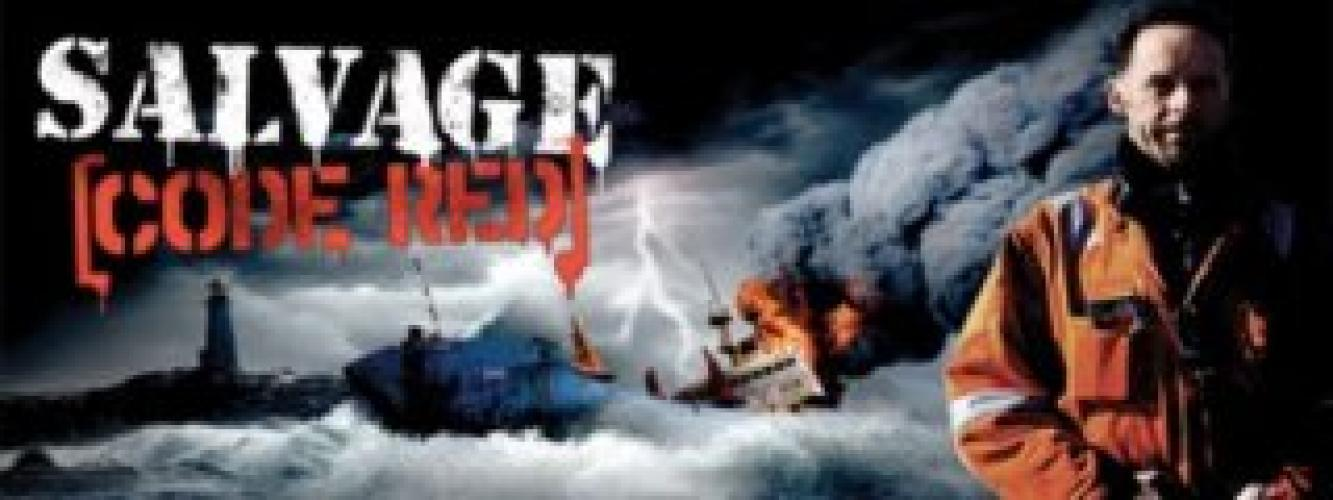 Salvage Code Red next episode air date poster