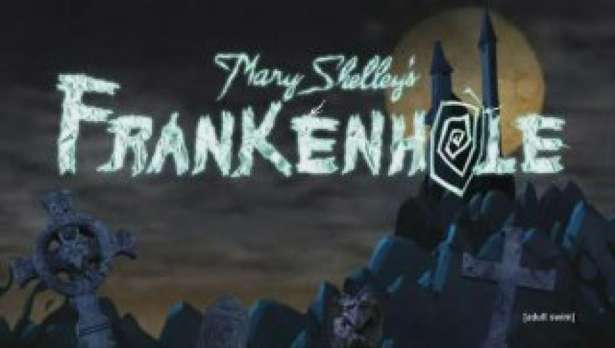 Mary Shelley's Frankenhole next episode air date poster