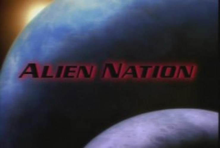 Alien Nation next episode air date poster