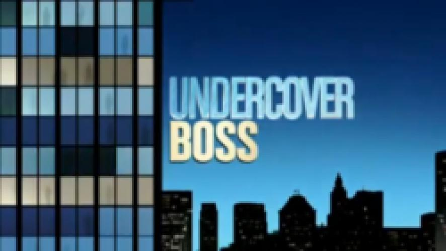 Undercover Boss (UK) next episode air date poster