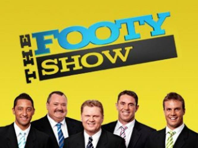 The Footy Show (NRL) next episode air date poster