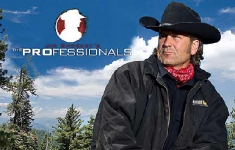 Jim Shockey's The Professionals next episode air date poster