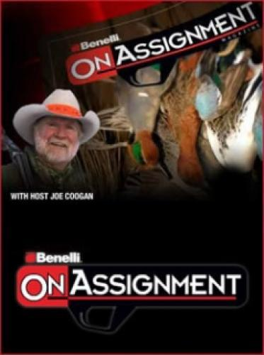 Benelli on Assignment next episode air date poster
