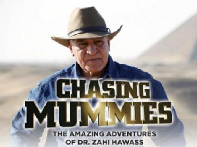 Chasing Mummies next episode air date poster