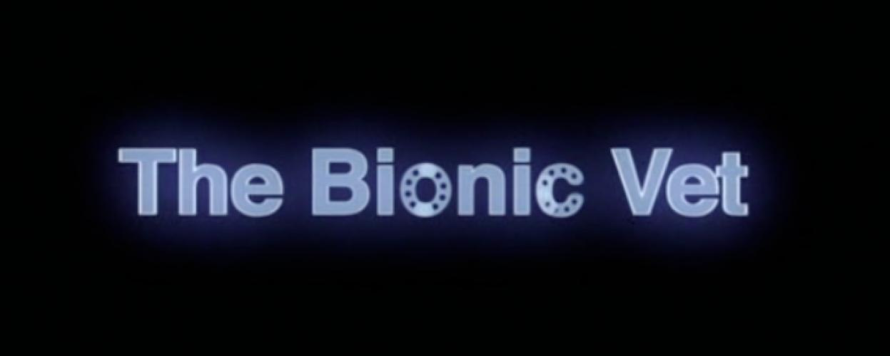 The Bionic Vet next episode air date poster