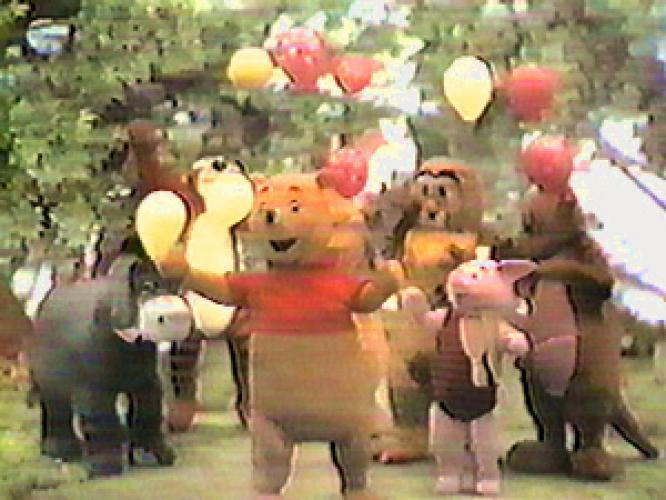 Welcome to Pooh Corner next episode air date poster
