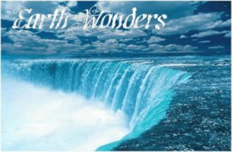 Earth Wonders next episode air date poster