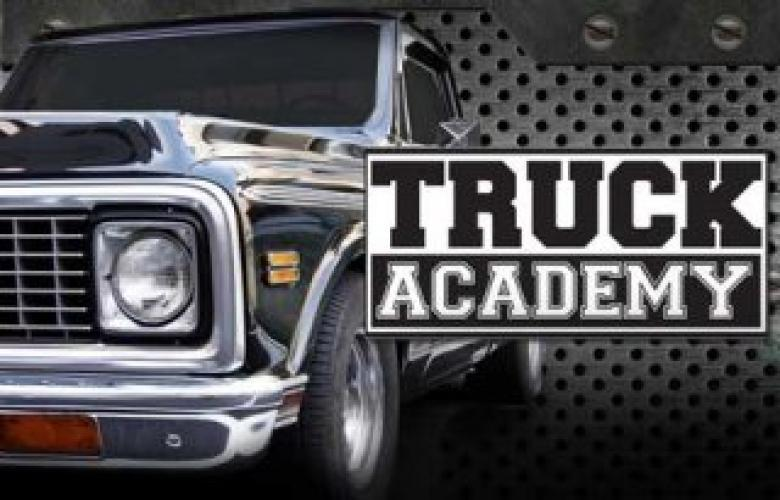 Truck Academy next episode air date poster
