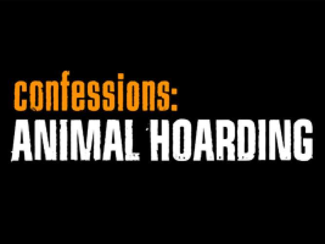 Confessions: Animal Hoarding next episode air date poster