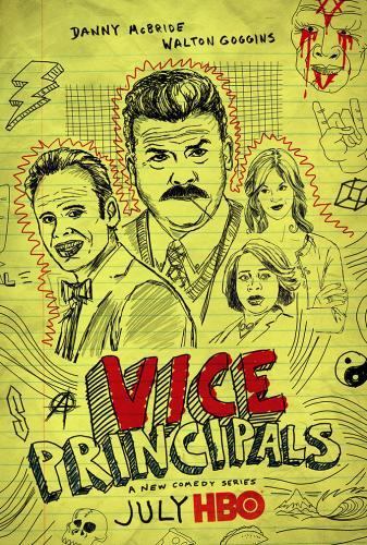 Vice Principals next episode air date poster