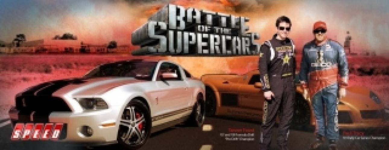 Battle of the Supercars next episode air date poster