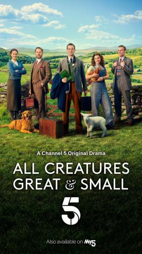 All Creatures Great and Small next episode air date poster