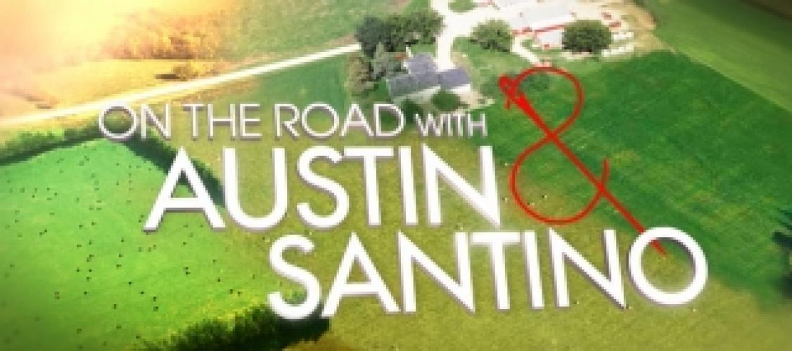 On the Road with Austin & Santino next episode air date poster