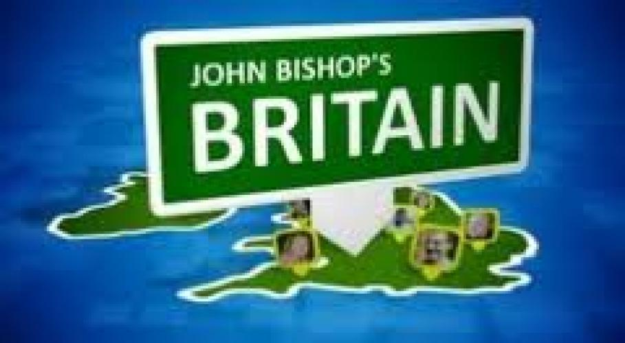 John Bishop's Britain next episode air date poster
