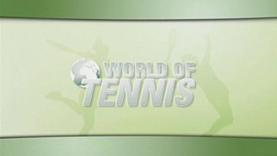 World of Tennis next episode air date poster
