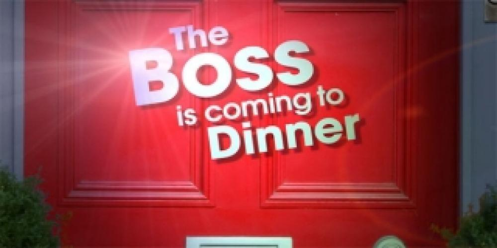 The Boss is Coming to Dinner next episode air date poster