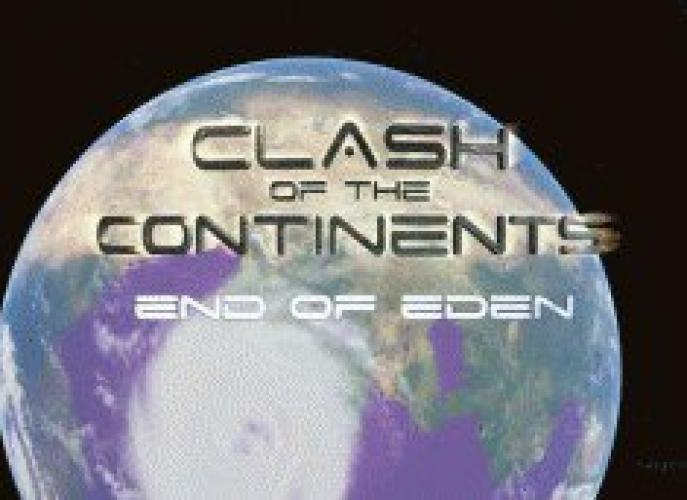 Clash of the Continents next episode air date poster