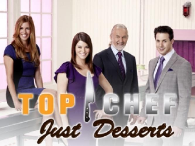 Top Chef: Just Desserts next episode air date poster