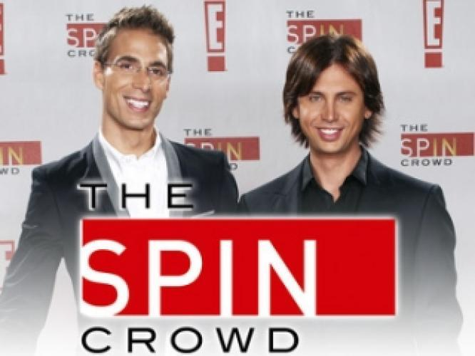The Spin Crowd next episode air date poster