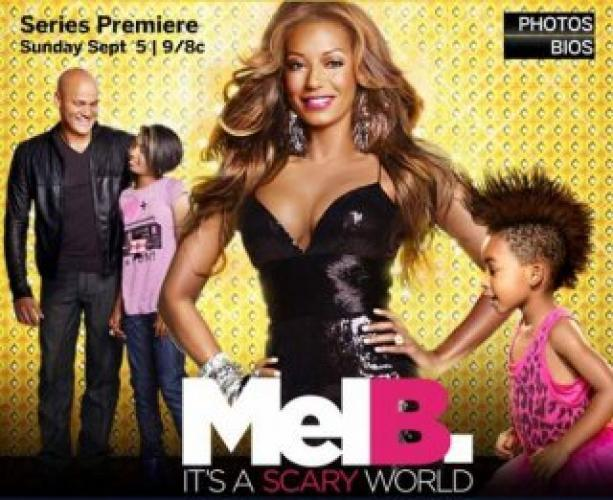 Mel B: It's A Scary World next episode air date poster