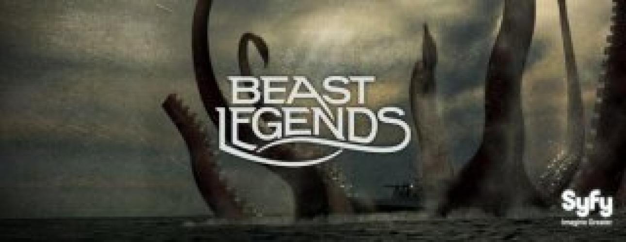 Beast Legends next episode air date poster