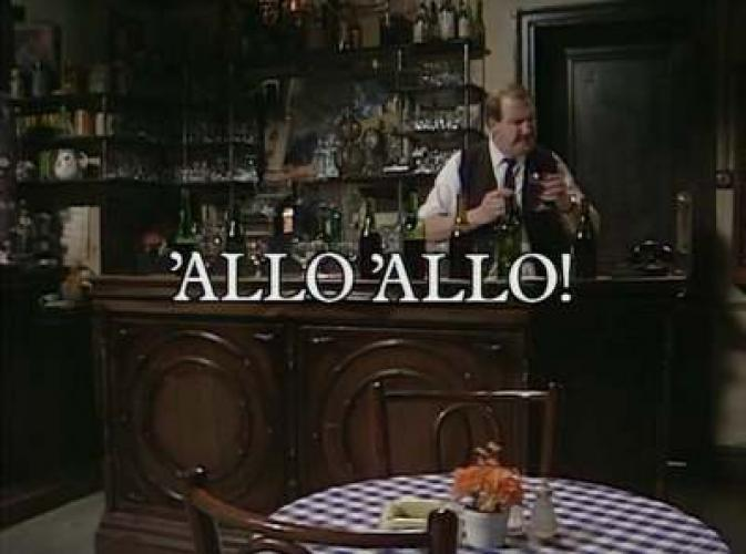 'Allo 'Allo! next episode air date poster
