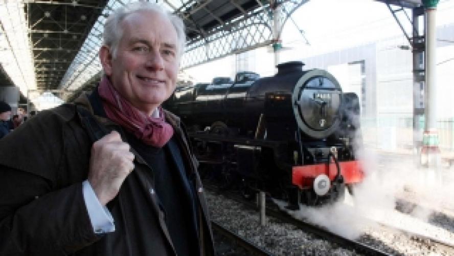 Great Railway Adventures with Dan Cruickshank next episode air date poster