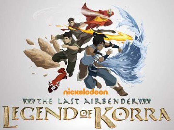 The Legend of Korra next episode air date poster